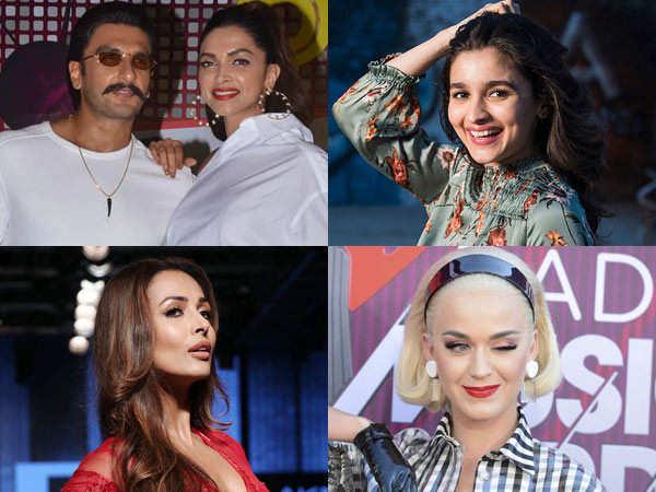 Ranveer Singh, Deepika Padukone, Alia Bhatt to party with Katy Perry