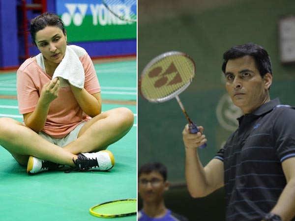 Manav Kaul's first look as Parineeti Chopra's coach in Saina Nehwal biopic revealed