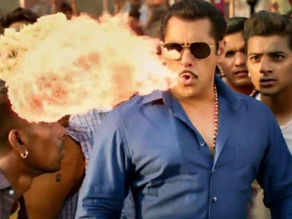 Salman Khan's Hud Hud Dabangg has taken the internet by a storm
