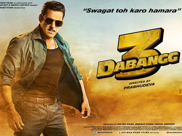Salman Khan's Dabangg 3 all set to become the widest release of Bollywood