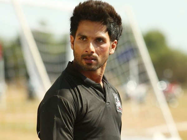 Shahid Kapoor shares a picture as prep for his next film Jersey commences