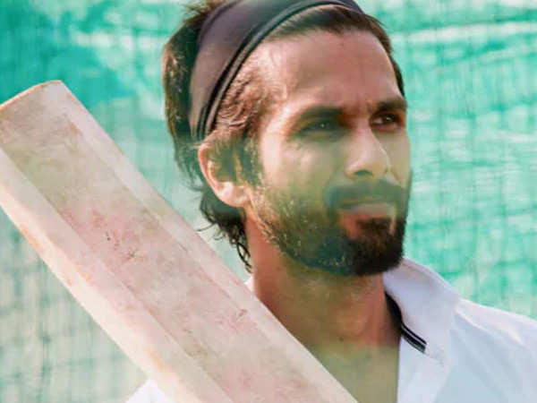 Video: Shahid Kapoor is going all out to prep for Jersey
