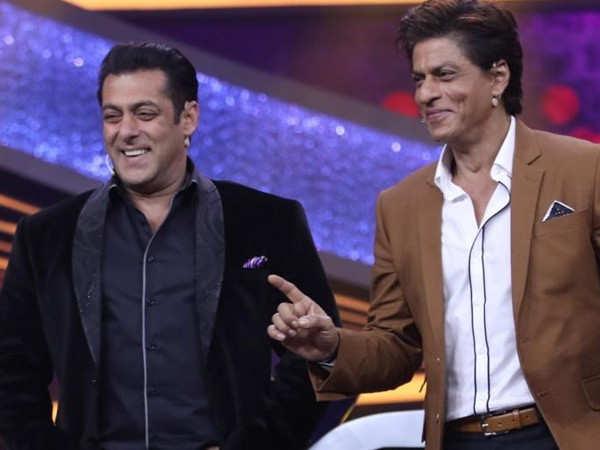 Shah Rukh Khan and Salman Khan's social media bromance is adorable
