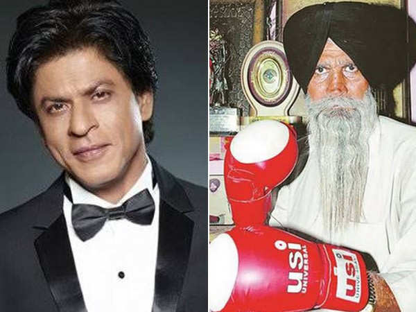 Here's how Shah Rukh Khan's noble gesture inspired a biopic on boxing legend Kaur Singh