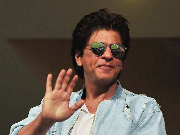 Shah Rukh Khan says he was hesitant to talk about his problems at one point