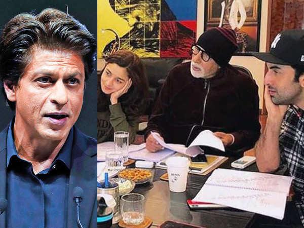 Shah Rukh Khan to shoot for Ranbir Kapoor and Alia Bhatt's Brahmastra