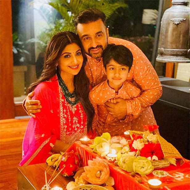 Here S How Shilpa Shetty And Raj Kundra Are Celebrating Their 10th