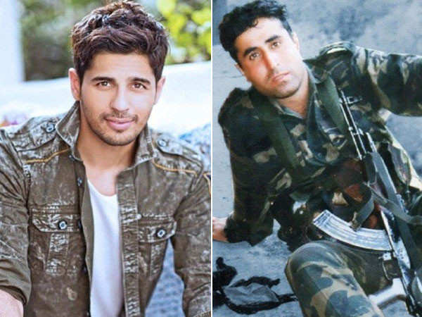 Sidharth Malhotra's talks about his upcoming film Shershaah