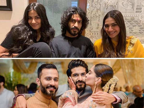 Sonam Kapoor has the most adorable birthday wish for Harshvardhan Kapoor