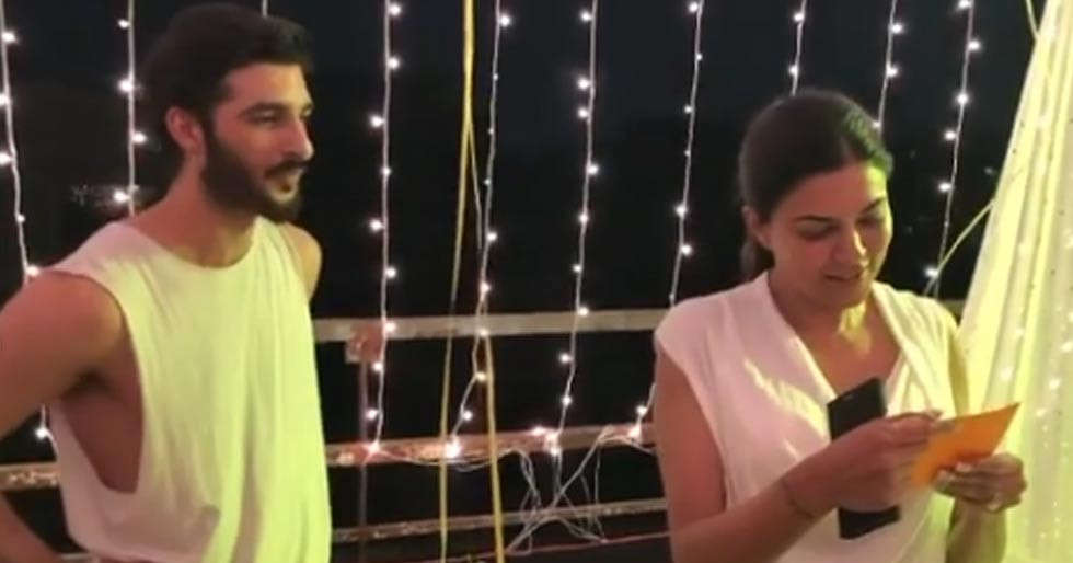 Boyfriend Rohman Shawl's birthday surprise for Sushmita Sen is too adorable 5