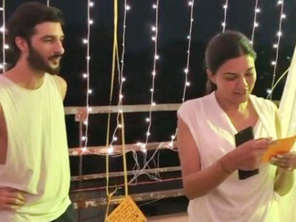 Boyfriend Rohman Shawl's birthday surprise for Sushmita Sen is too adorable