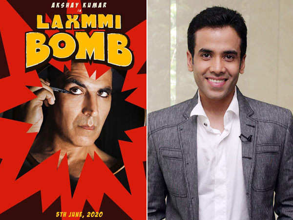 Tusshar Kapoor talks about Laxxmi Bomb, his first project as producer