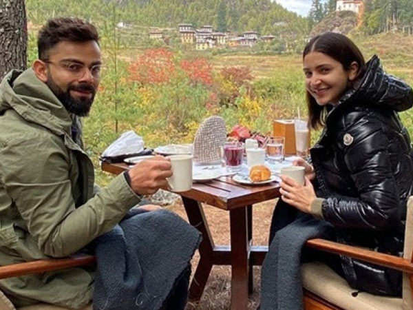 Virat Kohli pens a heatfelt note for Anushka Sharma