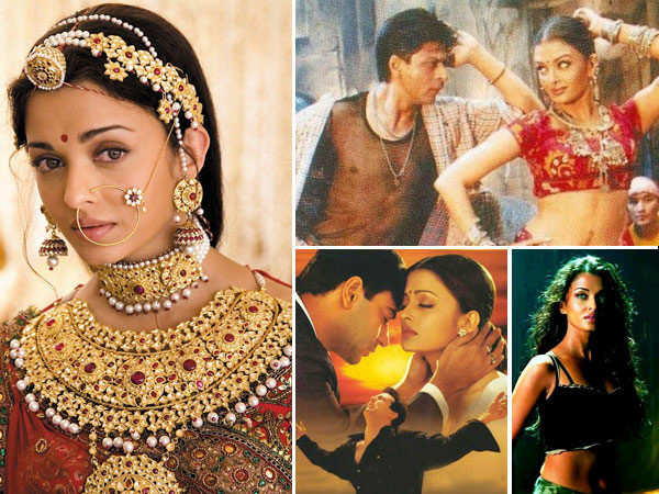 Aishwarya Rai Bachchan's Movies That Prove She's The Ultimate Diva