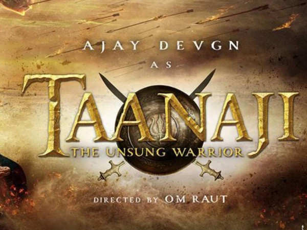 Ajay Devgn and Kajol to unveil the first look of Taanaji: The Unsung Hero tomorrow