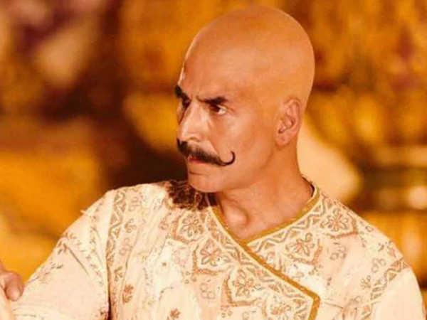 Akshay Kumar says his bald look in Housefull 4 has no connection to Ranveer's in Bajirao Mastani
