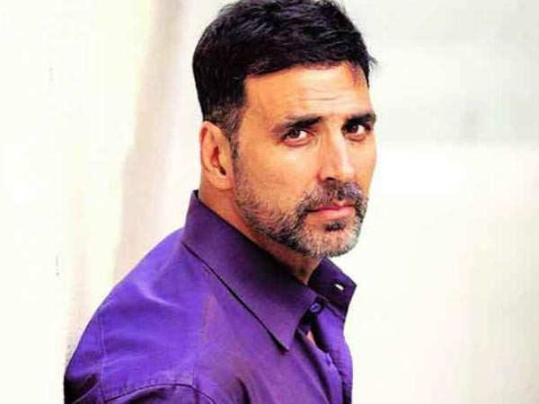 Akshay Kumar reveals why he does not nurse insecurities