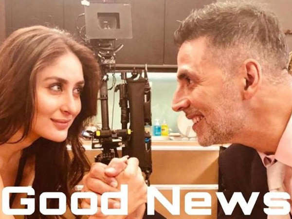Here's the role Akshay Kumar will be playing in Good Newwz