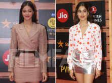 Janhvi Kapoor, Ananya Panday and Radhika Madan attend MAMI Movie Mela