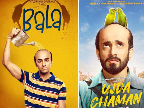 Ayushmann Khurrana's Bala and Sunny Singh's Ujda Chaman entangled in a copyright crisis