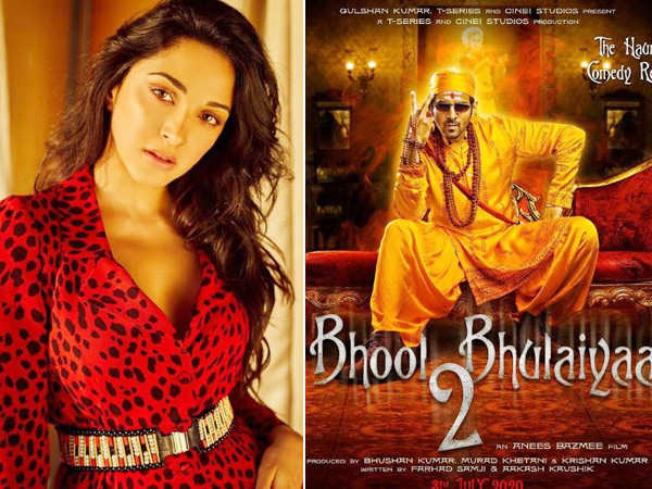 Here's when Kartik Aaryan and Kiara Advani's Bhool Bhulaiyaa will go on floors