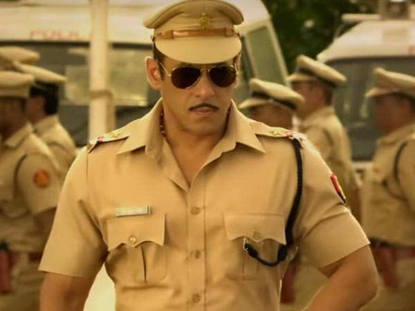 Here's how the audience reacted to the trailer of Dabangg 3