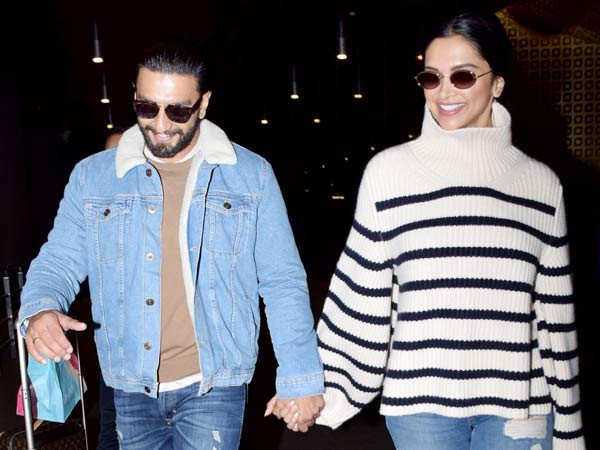Deepika Padukone reveals a secret about Ranveer Singh