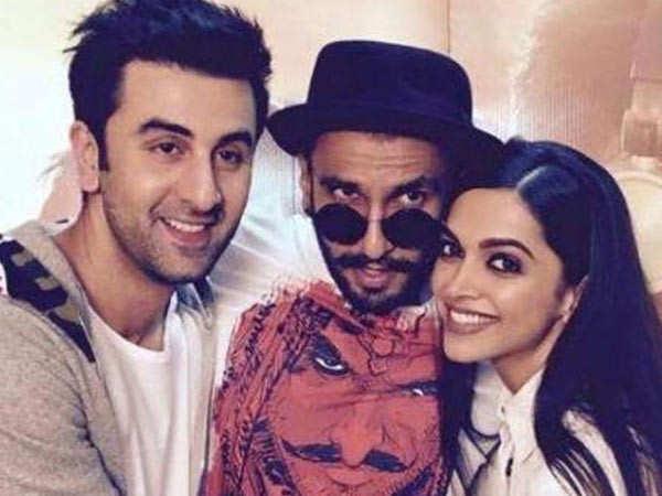 Deepika Padukone reveals what makes Ranveer Singh different from Ranbir Kapoor