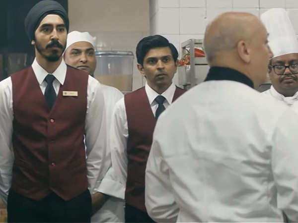 Dev Patel talks about learning Hindi and Punjabi for Hotel Mumbai