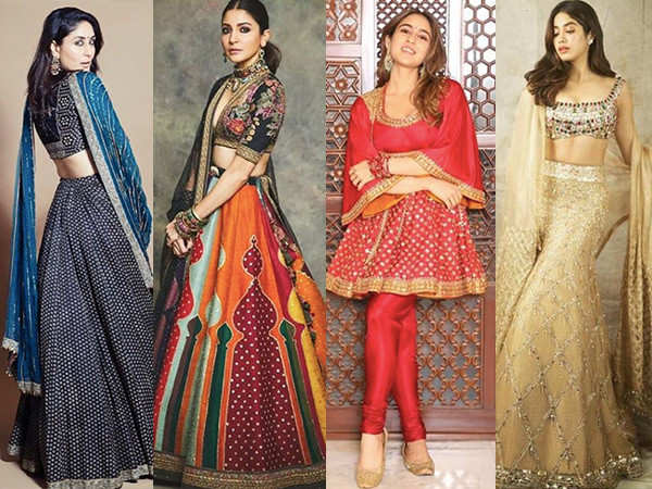 Who wore what this Diwali