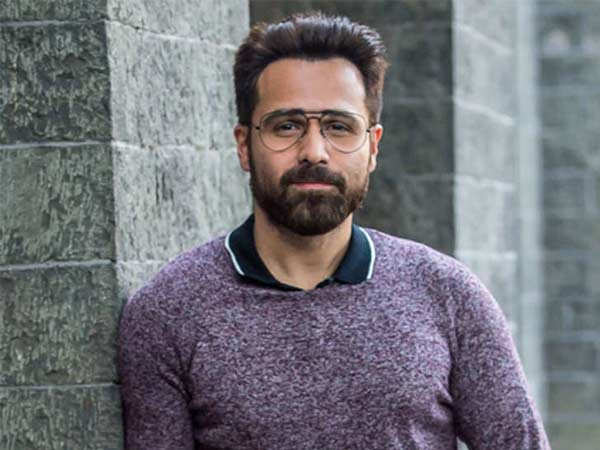 Emraan Hashmi talks about why he never let insecurities get to him