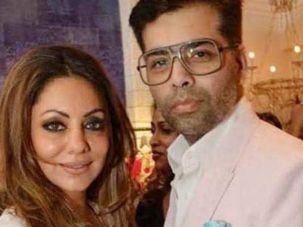 Karan Johar has the sweetest wish for friend Gauri Khan on her birthday