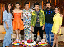 Team Housefull 4 promote the film in Delhi