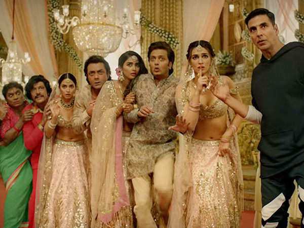Housefull 4 continues its steady run at the box-office