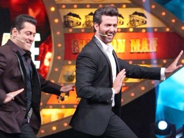 Hrithik Roshan and Tiger Shroff  beat Salman Khan at the box-office