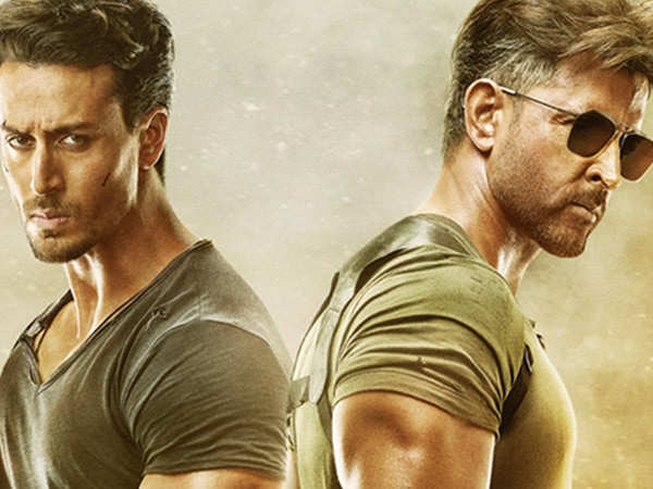 Hrithik Roshan and Tiger Shroff open to a sequel of War?