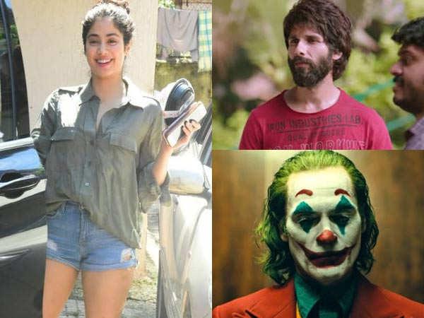 Janhvi Kapoor reveals she would love to play female Kabir Singh or Joker
