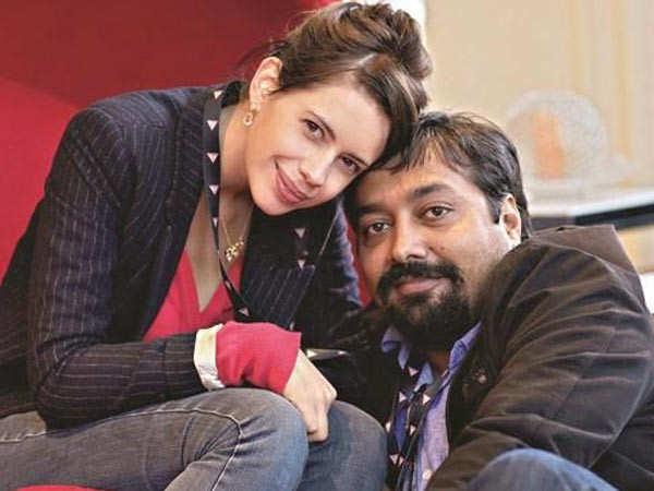 Kalki Koechlin reveals how Anurag Kashyap reacted to her pregnancy