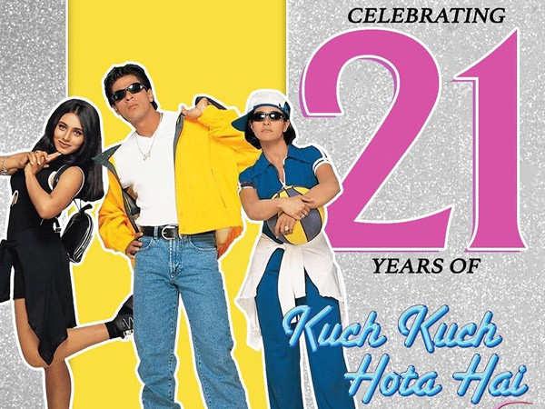 Karan Johar gets emotional on 21 years of Kuch Kuch Hota Hai