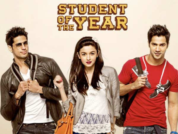 Karan Johar gets nostalgic on Student Of The Year's 7th anniversary