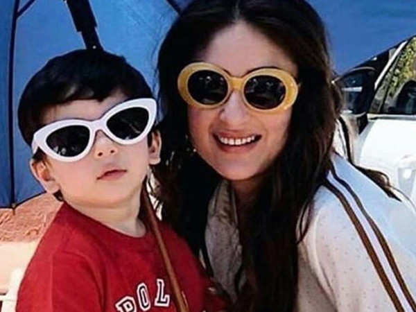 Kareena Kapoor Khan feels it's important for Taimur to spend time away from the limelight