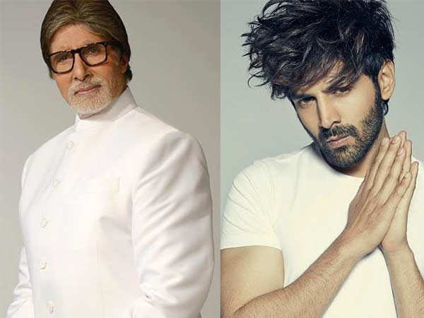Kartik Aaryan opens up on the experience of shooting with Amitabh Bachchan