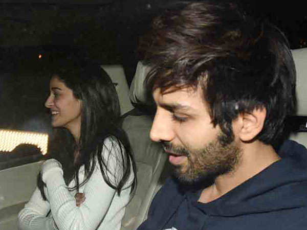 Ananya Panday recieves a special gift from Kartik Aaryan on her birthday