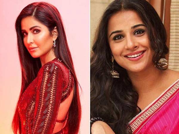 Katrina Kaif and Vidya Balan to come together for Aanand L Rai's next?
