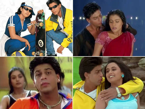 Our favourite dialogues from Kuch Kuch Hota Hai
