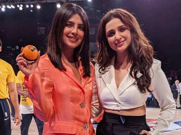 Parineeti Chopra on finally working with Priyanka Chopra Jonas