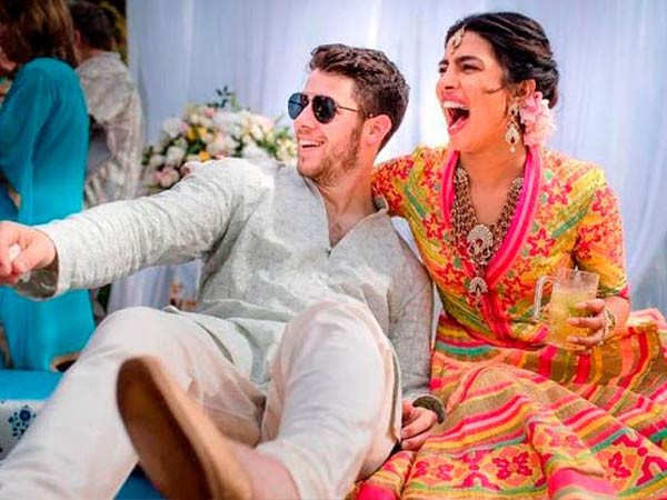 Priyanka Chopra talks about the Bollywood song Nick Jonas is hooked to