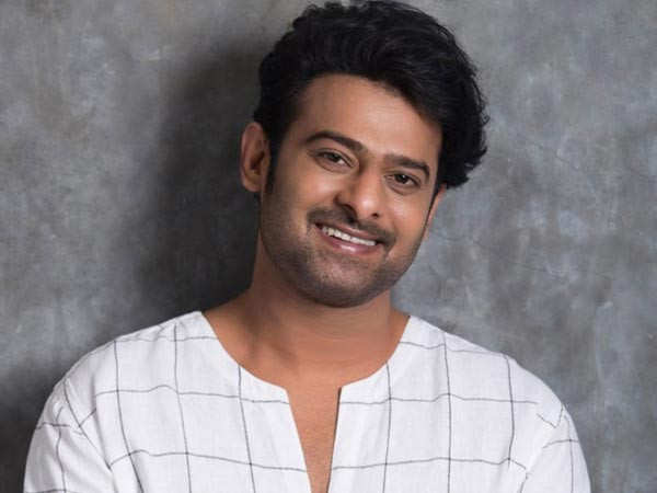 Stars wish Prabhas on his 40th birthday