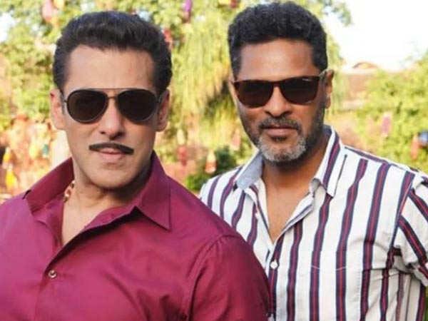 Prabhudeva calls Dabangg 3 a typical Salman Khan film
