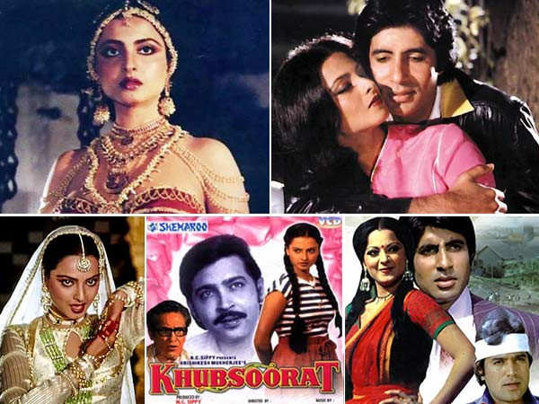 Rekha's Bollywood movies that proved she's the ultimate diva